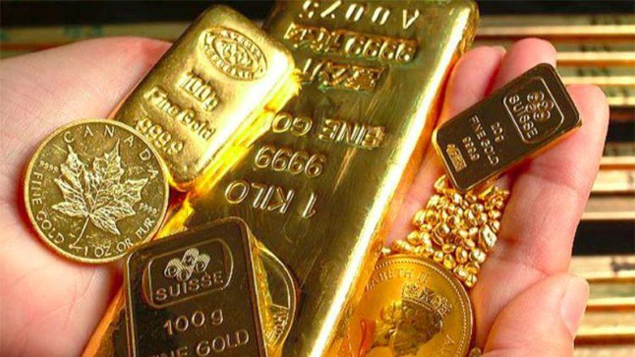 Giá vàng hôm nay ngày 28/9: Vàng đi quanh mức 55 triệu đồng/lượng
