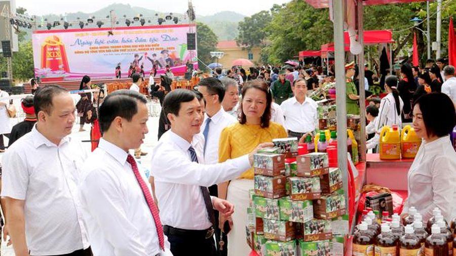 Yên Bái: Đặc sắc Ngày hội văn hóa dân tộc Dao ở Văn Yên