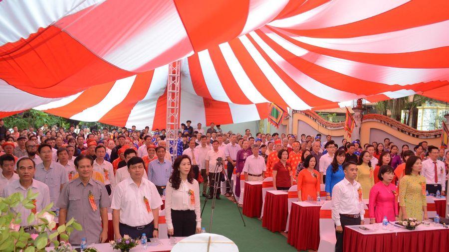 Hà Nội: Nhà thờ các Tiến sỹ dòng họ Nguyễn Gia được công nhận là Di tích Lịch sử Lưu niệm Danh nhân
