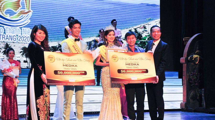 Chung kết cuộc thi Nét đẹp thanh niên Nha Trang: 2 thí sinh đạt giải vàng