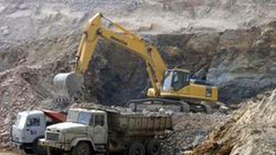 Tăng cường kiểm soát khai thác khoáng sản