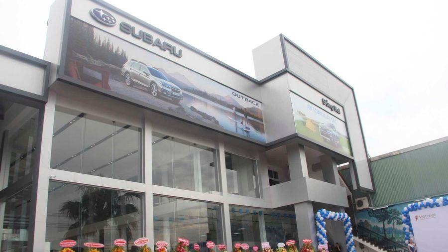 Hãng xe Subaru mở thêm đại lý tiếp theo tại Đồng Nai