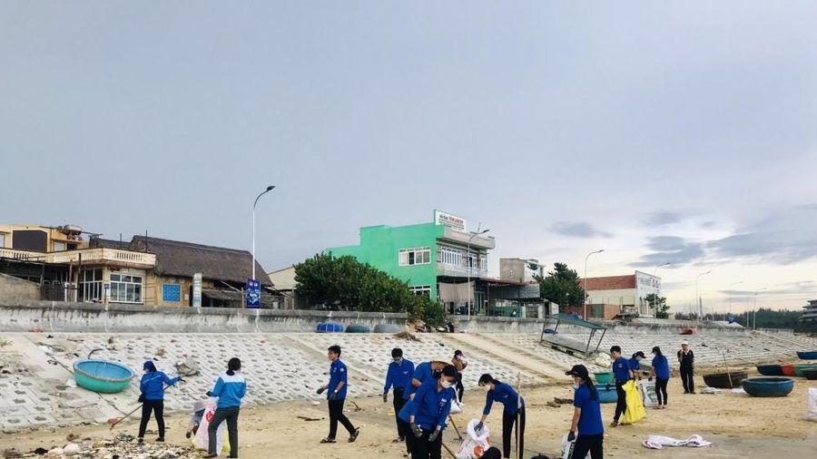 Bình Định: Xây dựng mô hình 'Đảo thanh niên xanh không rác thải nhựa'