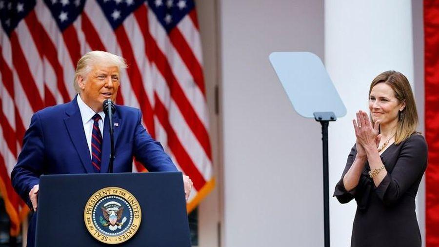 Ông Biden cảnh báo thẩm phán tối cao mà Trump vừa đề cử sẽ mở ra một thời kỳ đen tối cho nước Mỹ