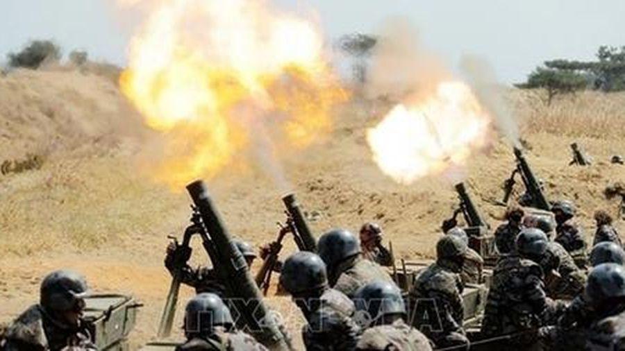 Triều Tiên kêu gọi Hàn Quốc tránh leo thang căng thẳng