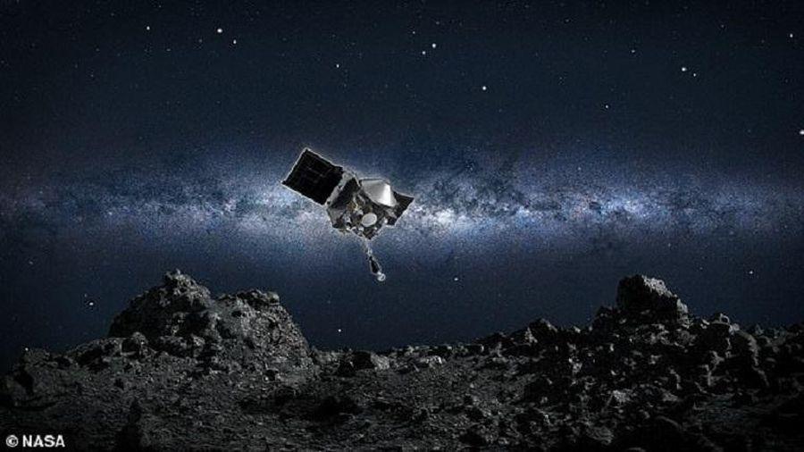 Cú hạ cánh lịch sử lên thiên thạch có khả năng 'gây họa' cho Trái đất