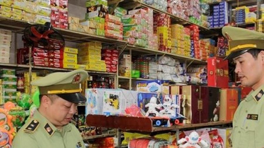 Kiểm tra chuyên đề thị trường Tết Trung thu năm 2020, Thanh Hóa xử phạt 60 vụ vi phạm