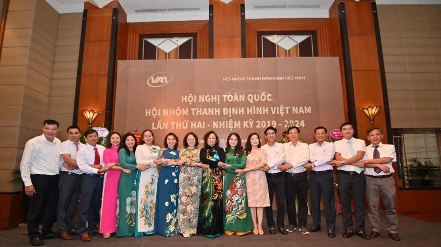Hội nhôm thanh định hình Việt Nam tổ chức Hội nghị toàn quốc lần thứ 2