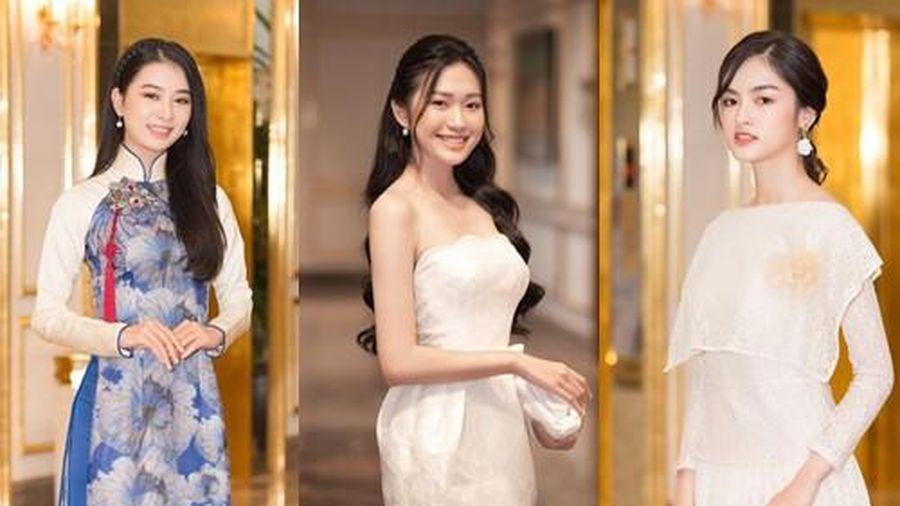 Hoa Hậu Việt Nam: Vừa lọt Top 30 phía Bắc, những cô nàng này đã gây chú ý nhờ học cực giỏi