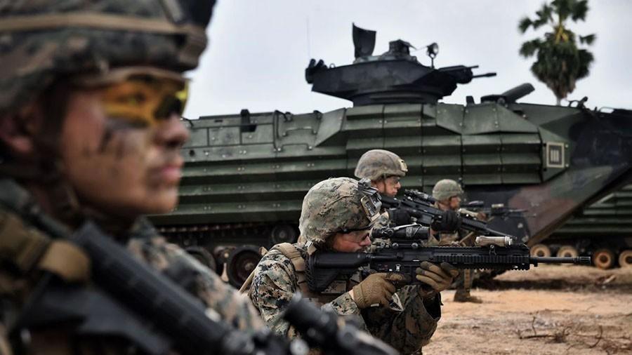 Ứng phó Trung Quốc, thủy quân lục chiến Mỹ bố trí lại quân ở châu Á