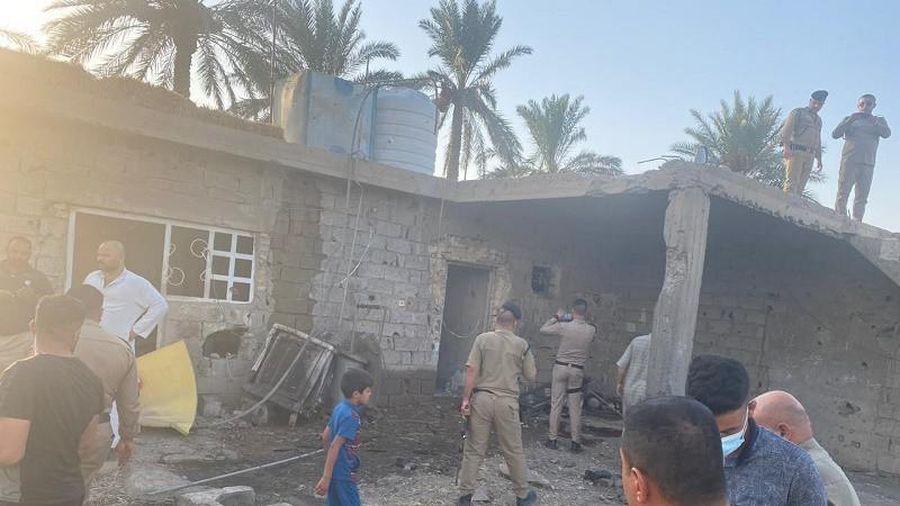Lực lượng Mỹ ở Iraq bị tấn công, 5 phụ nữ, trẻ em thiệt mạng