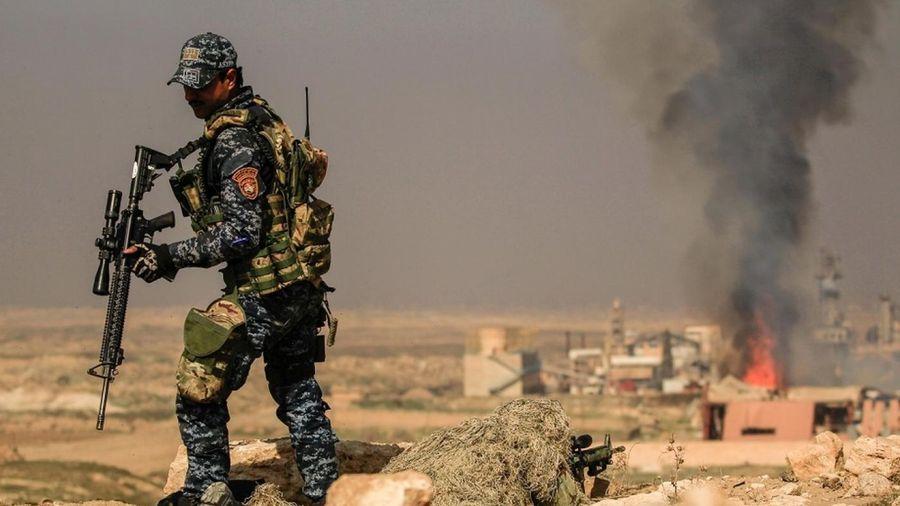 Động thái bất thường của Mỹ ở Iraq
