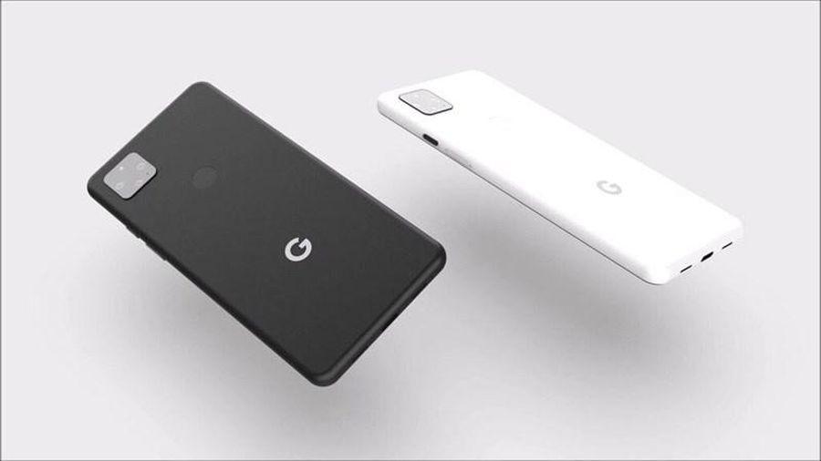 Diện mạo Google Pixel 5 qua tin đồn