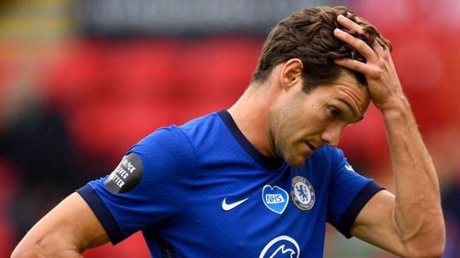 HLV Lampard quát Alonso trước toàn đội vì vô kỷ luật
