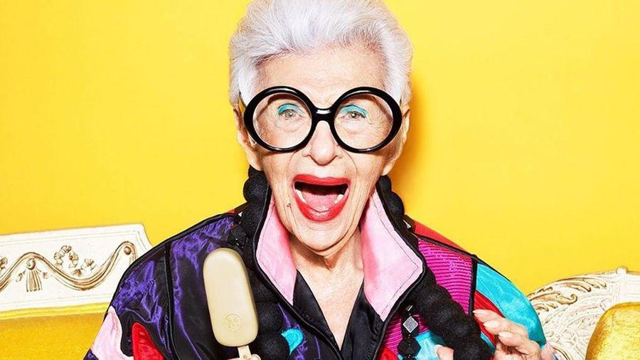 Nữ người mẫu lớn tuổi nhất thế giới