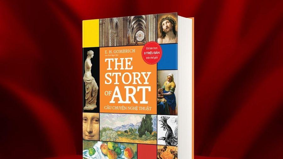 'Câu chuyện nghệ thuật' - sách khám phá lĩnh vực kỳ thú