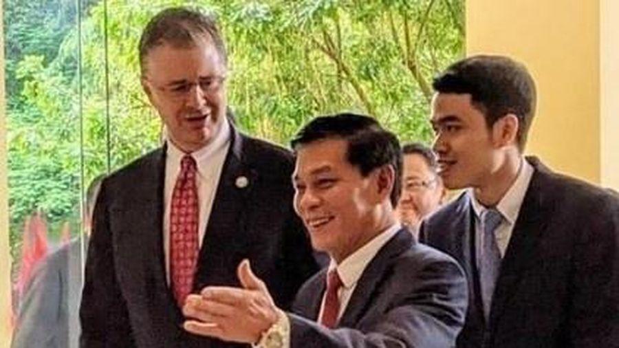Đại sứ Mỹ mong muốn Hải Phòng ủng hộ dự án điện khí 5,1 tỷ USD