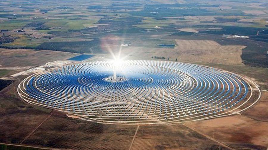 Công viên năng lượng Mặt Trời ở Argentina