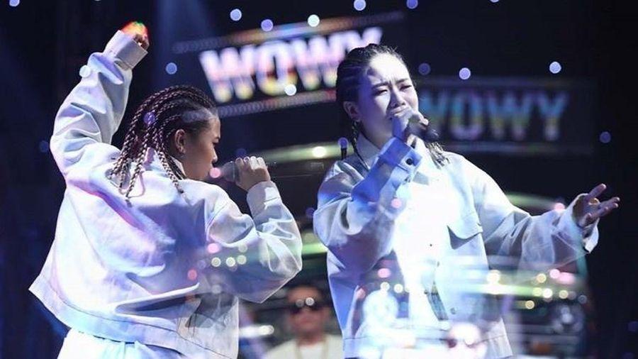 Thí sinh nữ khiến Suboi bị hiểu lầm ở Rap Việt
