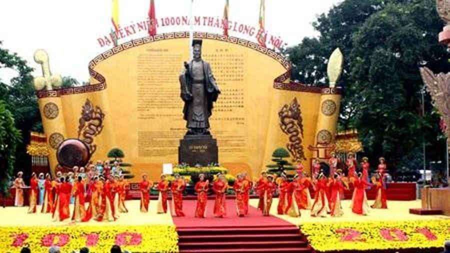 Triển khai một số nhiệm vụ tổ chức Lễ kỷ niệm 1010 năm Thăng Long - Hà Nội