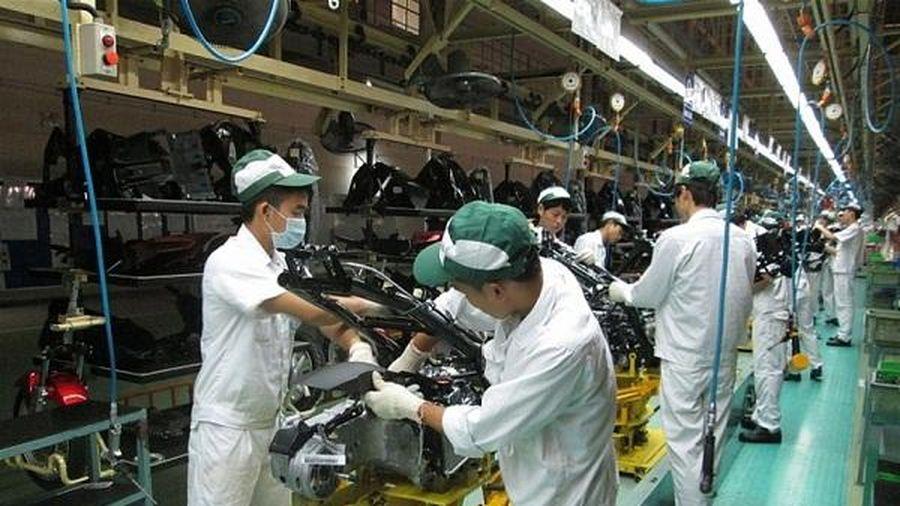 GDP 9 tháng năm 2020 tăng 2,12%