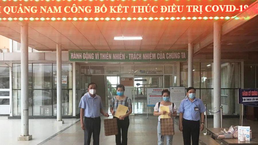 Quảng Nam hết bệnh nhân Covid-19