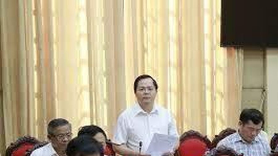 Sửa đổi Quy chế tiếp nhận, giải quyết kiến nghị của cử tri do Quốc hội chuyển
