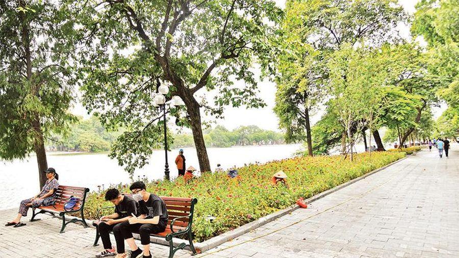 Khẩn trương hoàn thành dự án cải tạo, chỉnh trang hạ tầng hồ Hoàn Kiếm