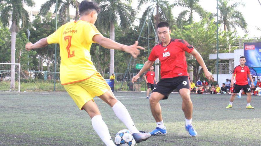 Giải bóng đá tranh Cúp Báo Công an TP Đà Nẵng lần thứ XI - năm 2020: Xác định 4 đội vào bán kết