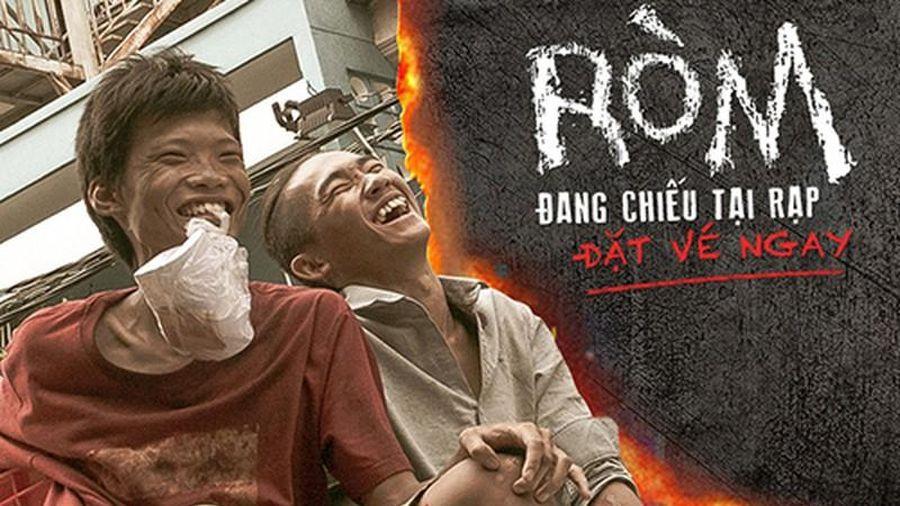 'Ròm' thu 30 tỷ/3 ngày: Thu càng cao, phim Việt càng nhiều 'gạch đá'?