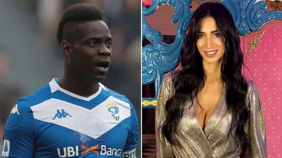 Gu ăn mặc nóng bỏng của người mẫu đính hôn với tiền đạo Balotelli