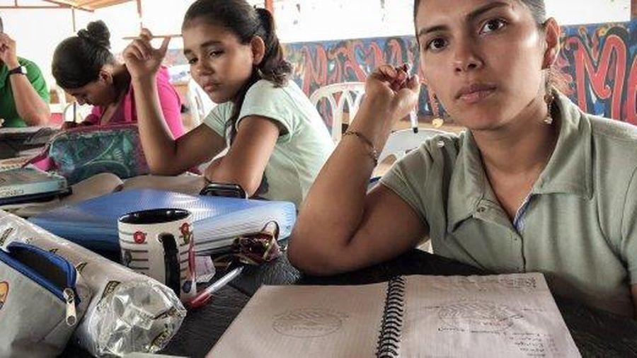 Giáo dục - niềm hy vọng của vùng nông thôn Colombia