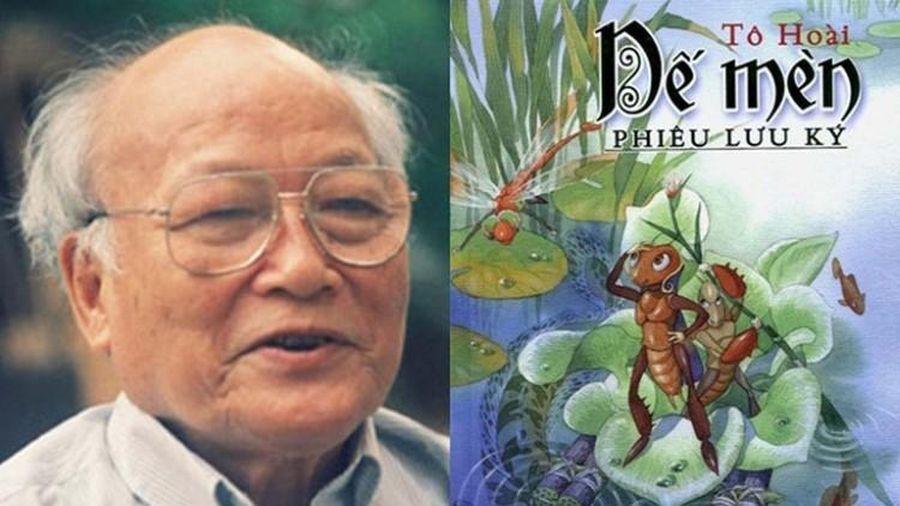 Kỷ niệm 100 năm ngày sinh nhà văn Tô Hoài (1920 - 2020): Tiếng cười trong kiệt tác 'Dế Mèn phiêu lưu ký'