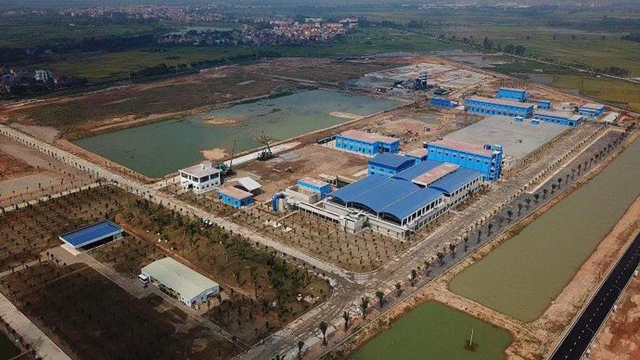 Bộ Công an đề nghị cung cấp tài liệu về Nhà máy nước sạch sông Đuống