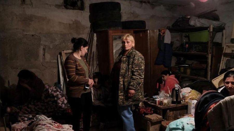 Armenia, Azerbaijan lại đụng độ, ít nhất 21 người chết