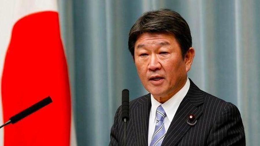 Các ngoại trưởng 'Bộ tứ kim cương' sắp họp bàn ở Nhật Bản