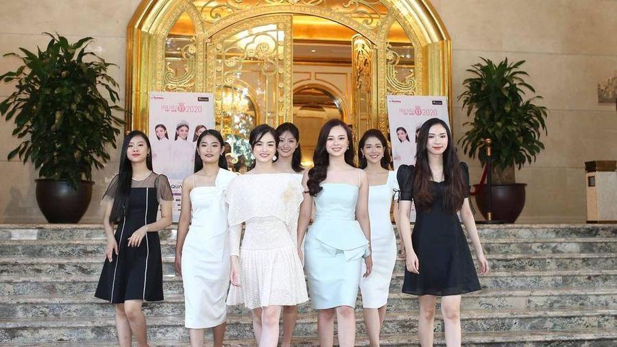 Công bố 30 thí sinh phía Bắc vào bán kết Hoa hậu Việt Nam 2020