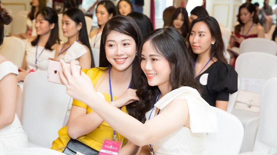 Toàn cảnh sơ khảo phía Bắc cuộc thi Hoa hậu Việt Nam 2020