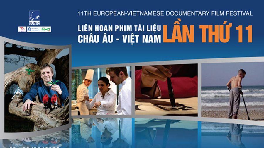 Liên hoan Phim Tài liệu châu Âu-Việt Nam lần thứ 11