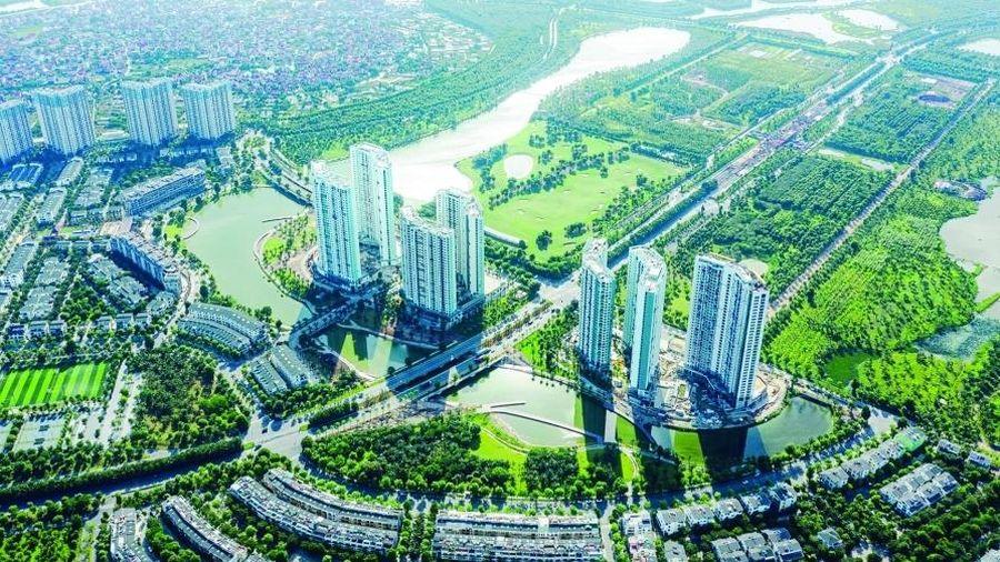 Sức sống mới từ các đại đô thị