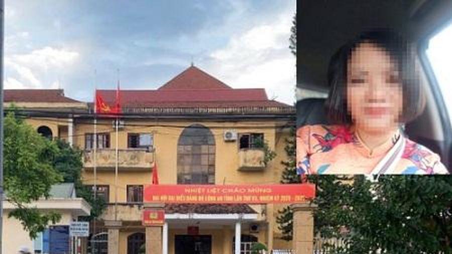 Vụ 'nữ thánh nổ' bị tố chiếm đoạt hàng tỷ đồng: Phòng CSHS CA tỉnh Hòa Bình thụ lý