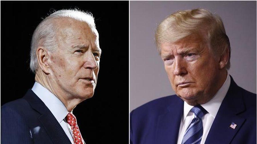 Bầu cử Mỹ 2020: ÔngTrump rút ngắn khoảng cách với ứng cử viên Biden