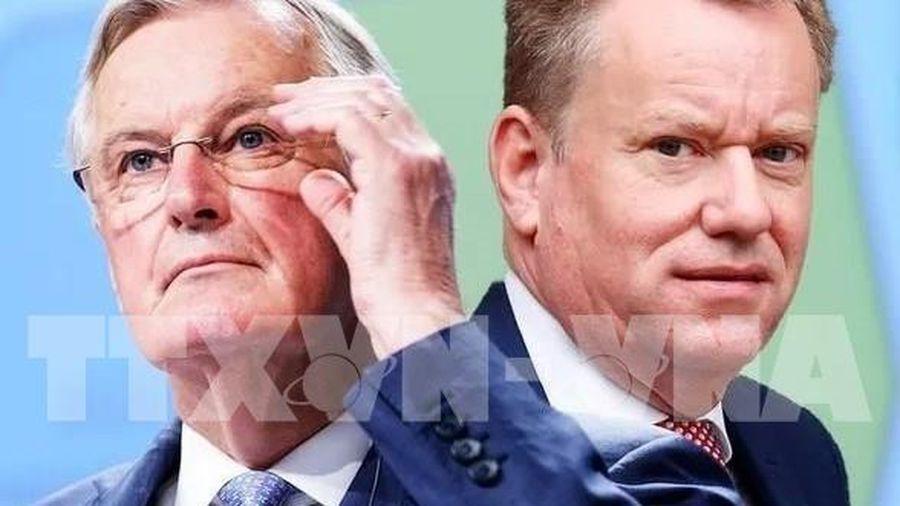 EU, Anh bước vào vòng đàm phán cuối đầy căng thẳng