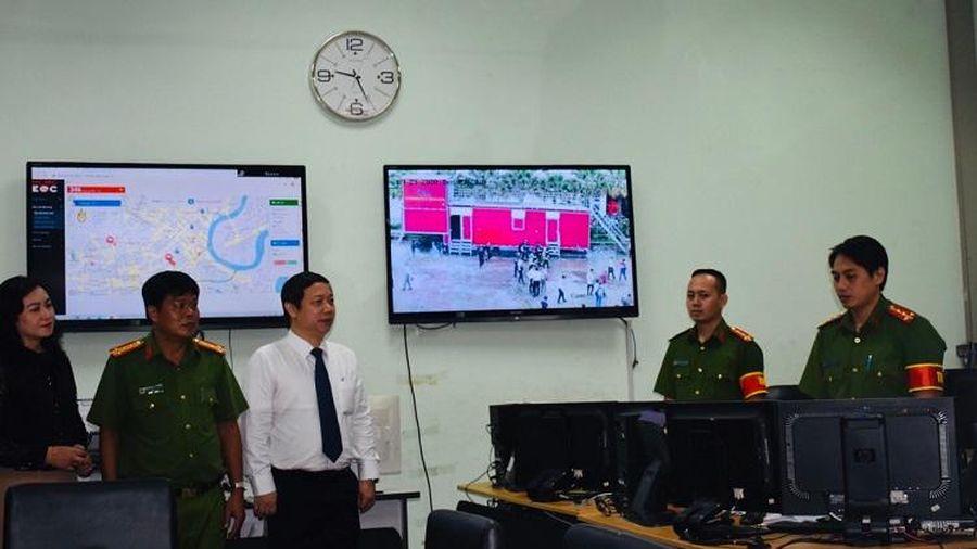 TP Hồ Chí Minh ra mắt hệ thống liên thông tổng đài 113 - 114 -115