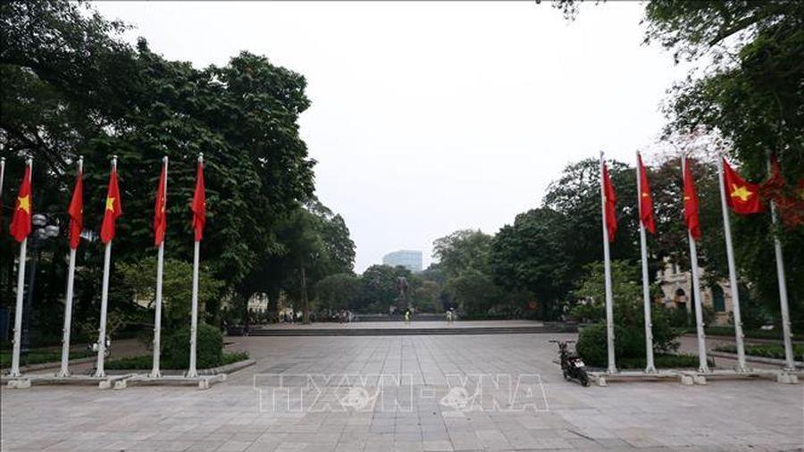 Điều chỉnh, bổ sung một số hoạt động kỷ niệm 1010 năm Thăng Long – Hà Nội