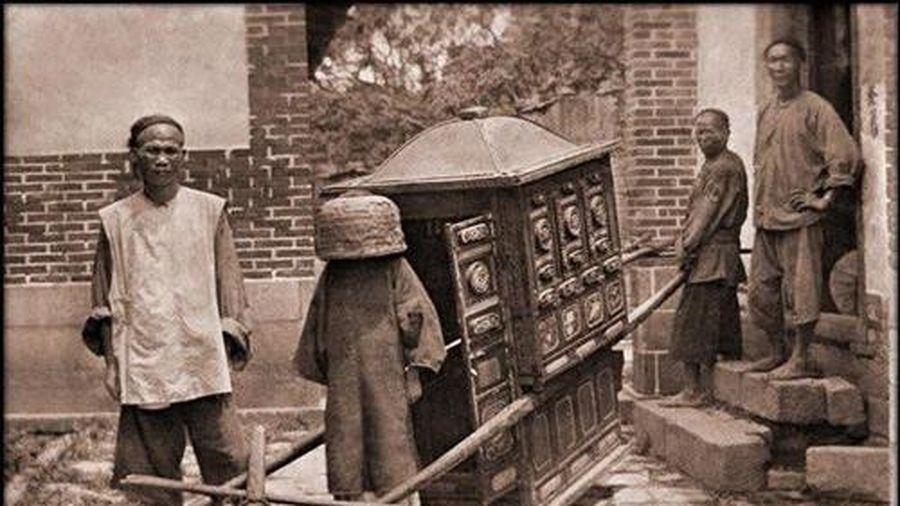 Loạt ảnh quý giá phản ánh chân thật cuộc sống người Trung Quốc trong giai đoạn biến động vào cuối thời nhà Thanh