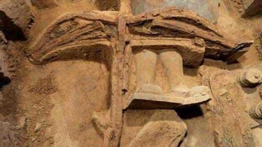 Chiếc nỏ 2.200 tuổi có sức mạnh đáng sợ trong lăng mộ Tần Thủy Hoàng