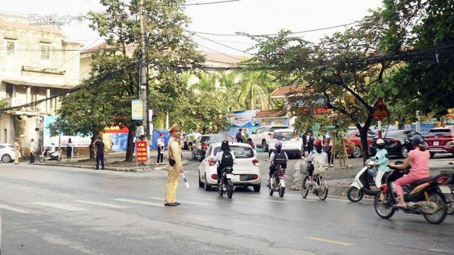 Tuyên Quang: Tăng cường đảm bảo TTATGT tại các cổng trường học