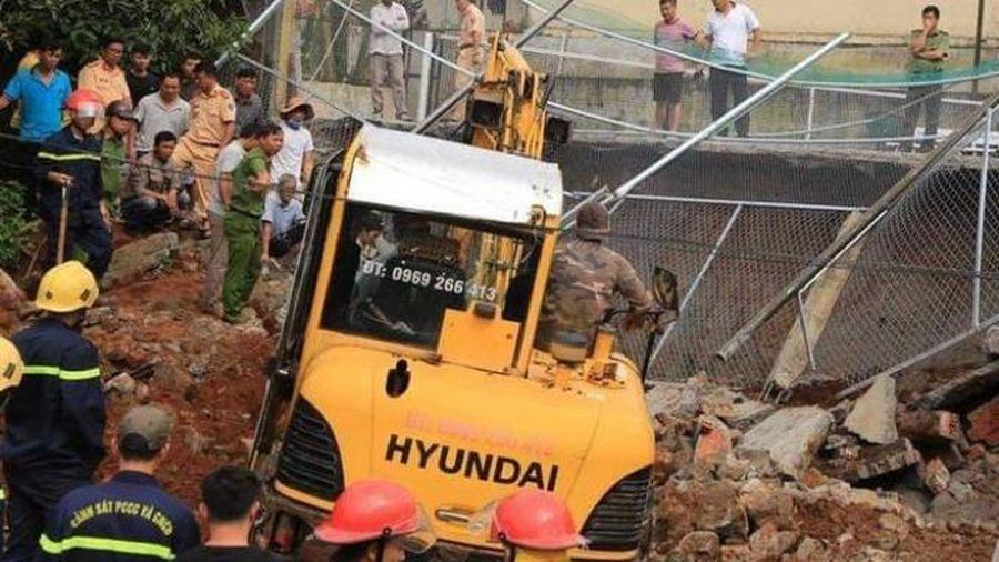 Đắk Nông: Sập bờ kè, một công nhân tử vong