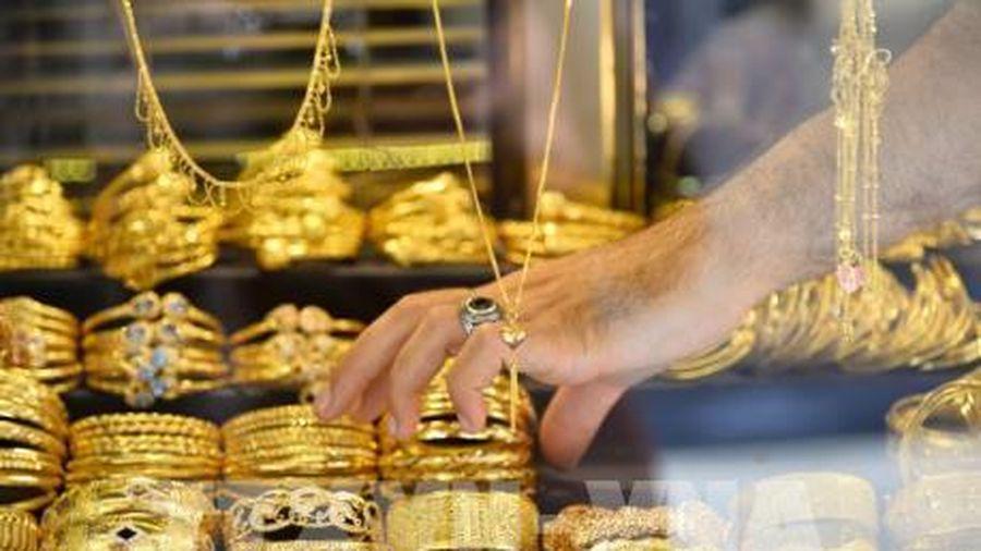 Giá vàng châu Á phiên 29/9 ổn định gần mức 1.880 USD/ounce